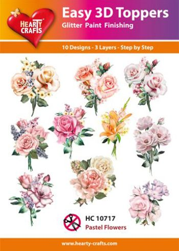 Hearty Crafts 3D-paketti
