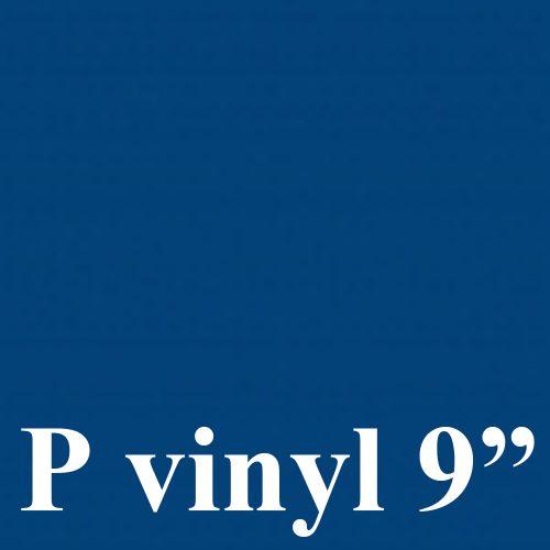 pvinyl9 sininen