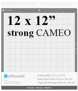 Silhouette cameo 12x12 cutting mat leikkuualusta leikkuumatto