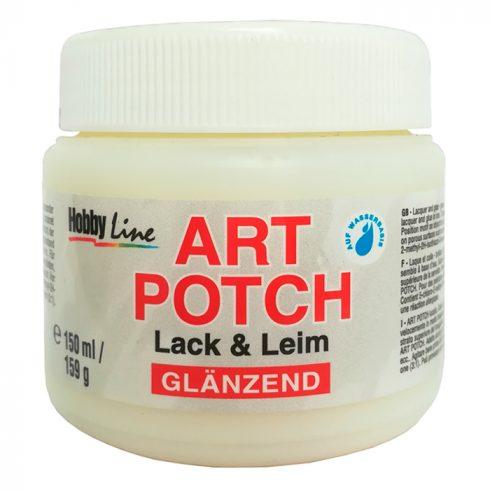 art potch yleisliimalakka kiiltävä
