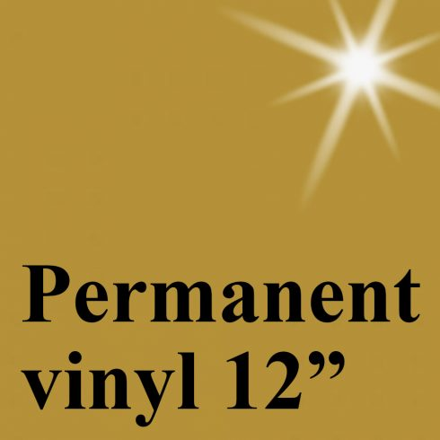 pervinyl12_kulta ORACAL® 551 - High Performance Cal PERMANENT-vinyyli