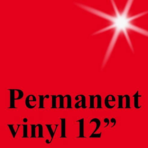 pervinyl12_punainen ORACAL® 551 - High Performance Cal PERMANENT-vinyyli