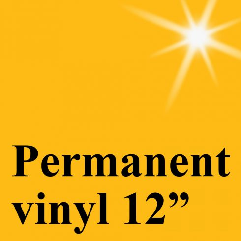pervinyl12 keltainen ORACAL® 551 - High Performance Cal PERMANENT-vinyyli