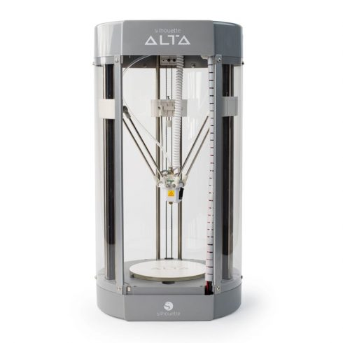 silhouette alta plus 3D-tulostin 3D printer