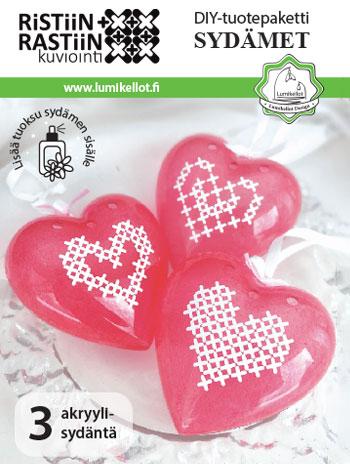 sydamet tuotepaketti ristipisto tuotekuva 1