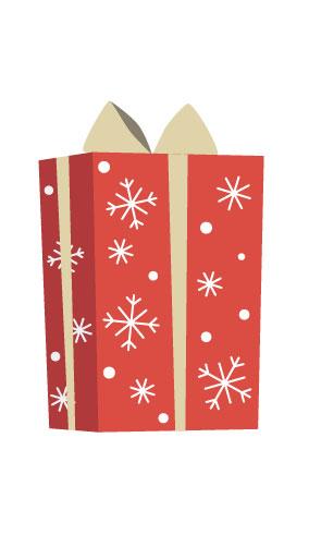 yllätyspaketti joulutarrat