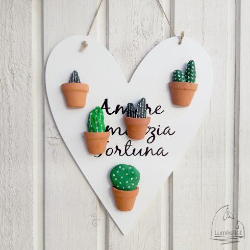 DIY-paketti: Kaktustaulu