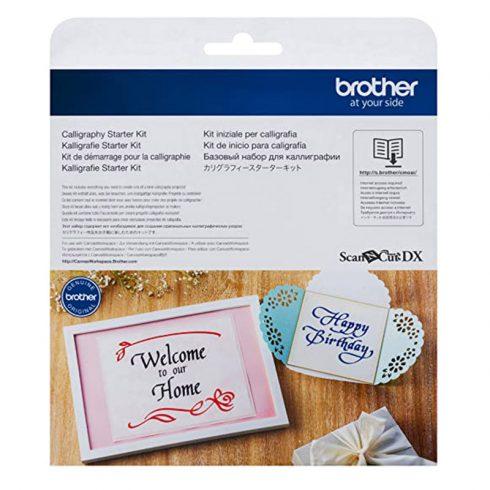 brother calligraphy starter kit