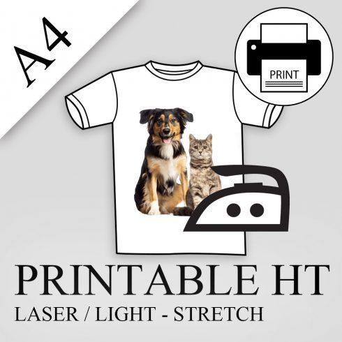 tulostettava silityskalvo printable heat transfer